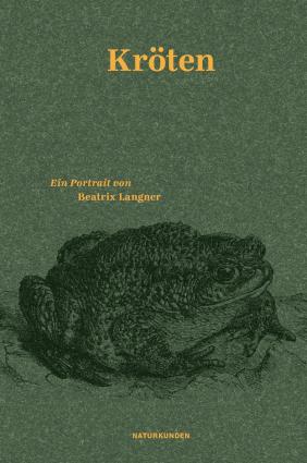 Buch-Cover: Kröten
