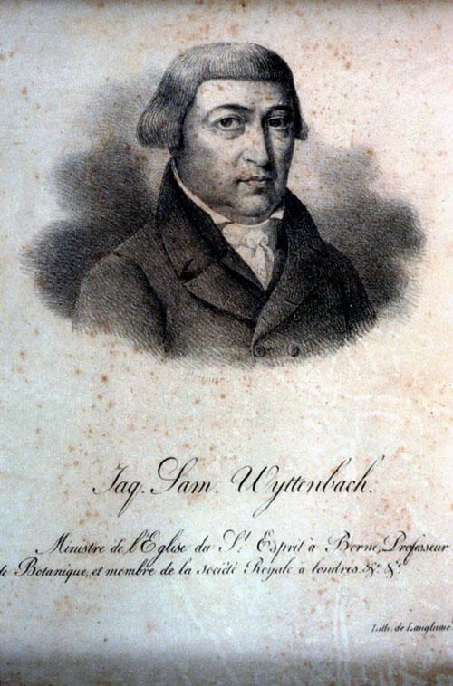 Jakob Samuel Wyttenbach (um 1789)