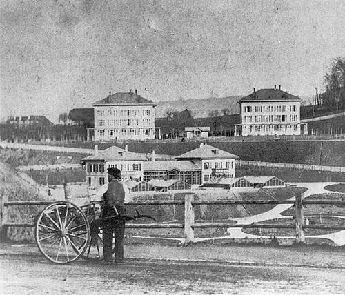 Neuer Botanischer Garten (1861)