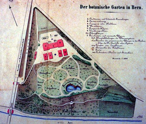 Gartenplan (1866)
