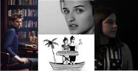 Foto-Collage: Michael Fehr, Selma Imhof, Cruise Ship Misery, Baba Lussi